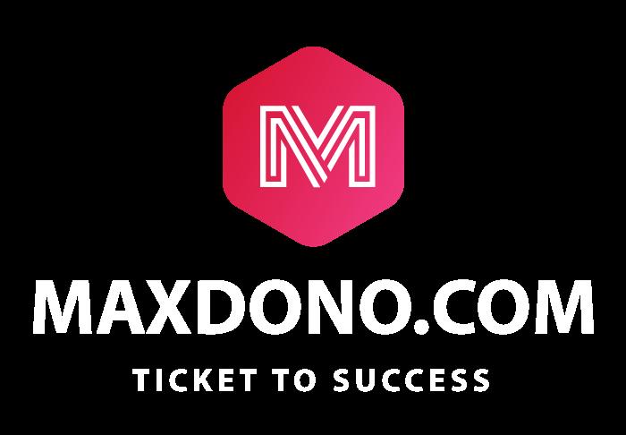 Maxdono Logo